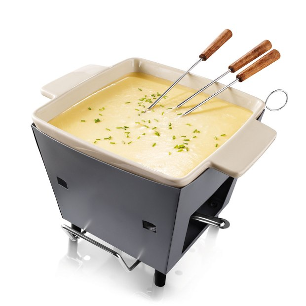 Outdoor Fondue Pot $79.99