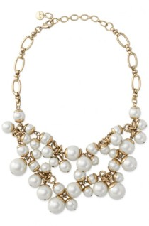 Daphne Pearl Necklace |$98